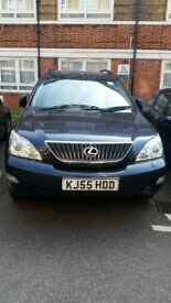 2006 LEXUS RX 300 FOR SALE AT BARGAIN PRICE £4750 O.N.O.