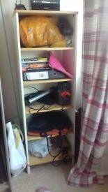 Bookshelf Storage Unit
