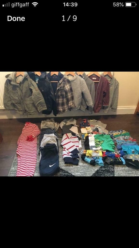 7eb3d9e0ef SOLD Bargain Boys clothes bundle age 3-4 | in Allestree, Derbyshire |  Gumtree