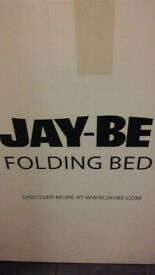 JAY-BE crown premier folding single bed