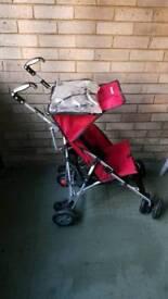 Chicco explorer stroller