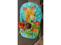 Fisher Price Musical 'Precious Planet' playtime bouncer