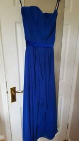 Size 12 bridesmaid dress