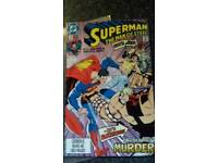 Dc comic superman 5th edition 1992(£OFFERS)