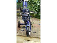 Blue Lexx Trike