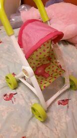 Cabbage Patch Childrens Stroller