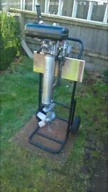 Seagull silver century 5hp outboard