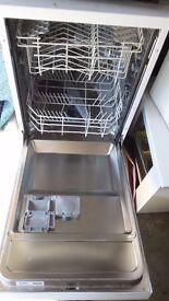 Fairly New Freestanding BEKO Dishwasher for Sale
