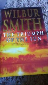 Wilbur Smith ' The Triumph of the Sun'