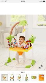 BABY JUMPING/ BOUNCER/ girafe entertainer/ MOTHERCARE