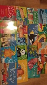 20 Wonderwise children's educational book set