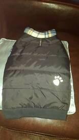 *new* Medium dog puffer jacket fleece lined