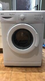 Beko 5kg washing machine priced for quick sale