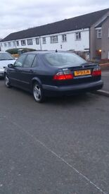 Saab 95, 2001 petrol for Sale with very reasoanble mileage