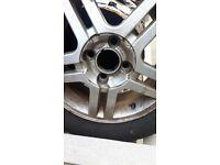 Ford 15inch ALLOY Wheels x 4