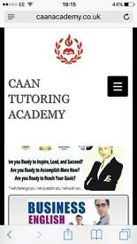 Business partner wanted to expand business coaching and English tutoring academy