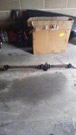 ford capri 3.0 v6 mk1 mk2 mk3 prop shaft