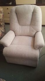 Bargain Almost New Sherborne Recliner