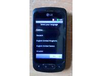 LG Optimus One P500 Phone Unlocked