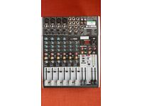 BehringerXenyx X1204USB Mixer with USB and Effects