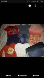 Boys 9-12months summer bundle