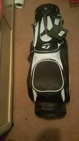 Brand new taylormade golf trolley bag