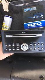 Sony 6 cd changer stereo