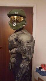 Halo master chief costume.