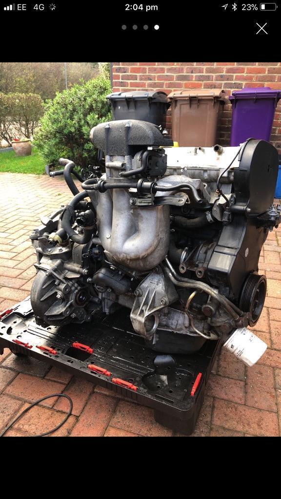 Z20leh engine no gearbox
