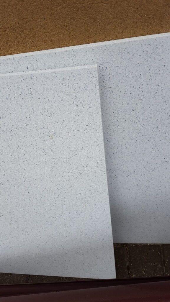 White Quartz Floor Tiles In Peterborough Cambridgeshire Gumtree