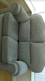 2 seater settee, 2 of