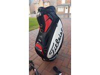 Titleist Tour/Staff golf bag for sale