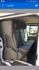 WANTED vivaro/trafic crew seats