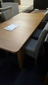 Shenley extendable dining set