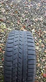 245/45/17 winter tyres