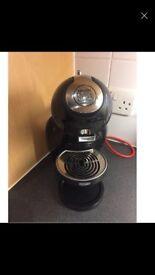 Dolcw gusto coffee machine