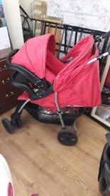 urgent need to go fast its a baby bed, car seat, eat chair and baby car