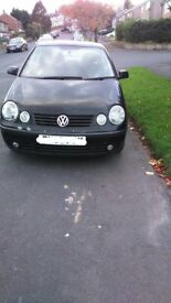 2005 VW POLO 1.9TDI SPORT £700