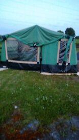 8 birth trailer tent