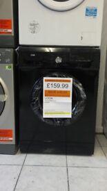 NEW LOGIK black 6kg washing machine