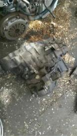 Toyota avensis gearbox