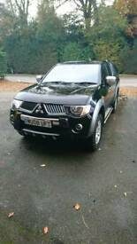 Mitsubishi L200 Warrior mot Oct 18' NO VAT