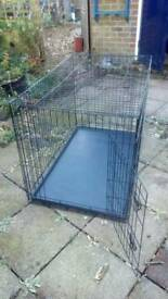 Dog crate/cage SOLD