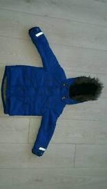 NEXT boys coat jacket Age 5