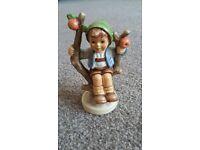 "Goebel M.Hummel - "" Apple Tree Boy ""porcelain figurine"