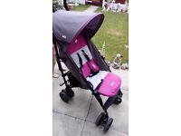 Joie Nitro pram used for holiday only