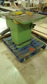 Wadkin Bursgreen Table Saw