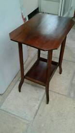 Rather nice rare side table. Now £15