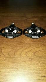 Shimano cleats pedals