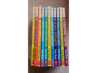 Collection of Roald Dahl and Horrible Histories by Terry Deary paperback books (qty 26)